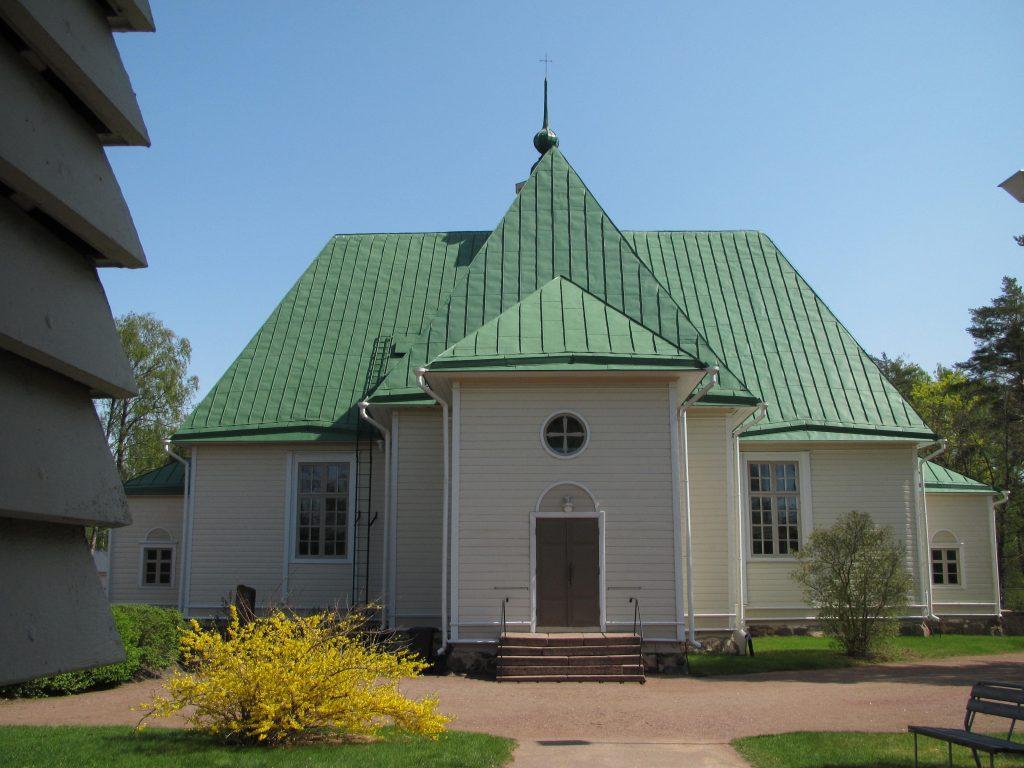 Virolahden kirkko