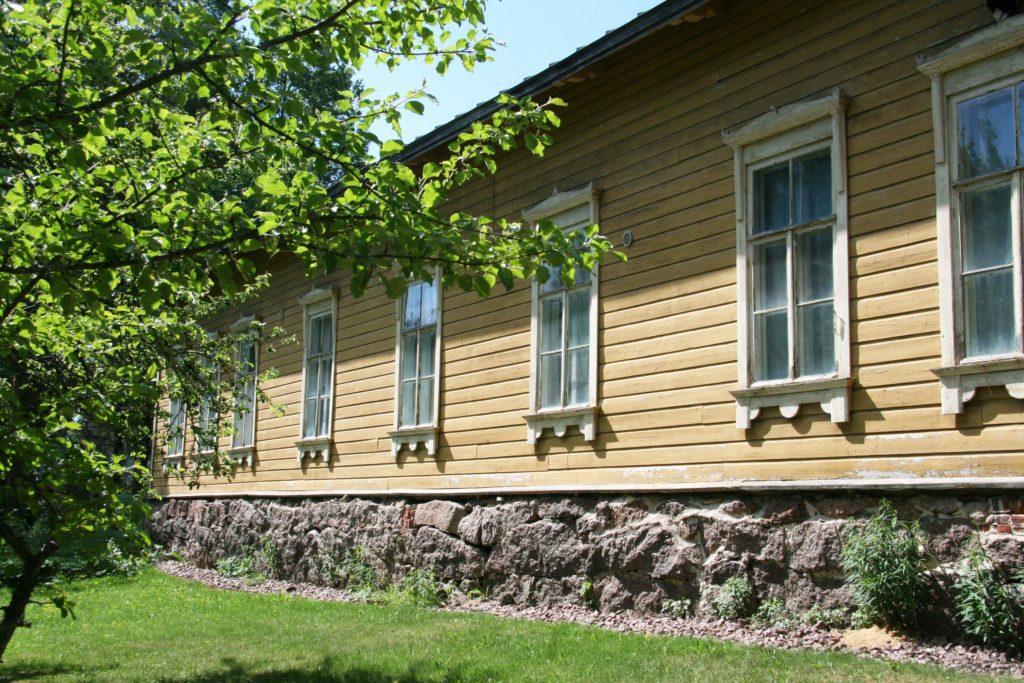 Virolahden kotiseutumuseo Pyterlahdessa
